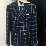 window pane suit dark