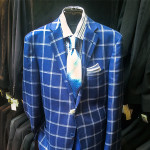 window pane suit