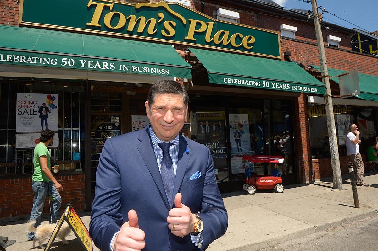 Grateful Tom's Place